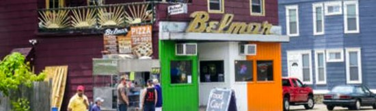 The Belmar Pub